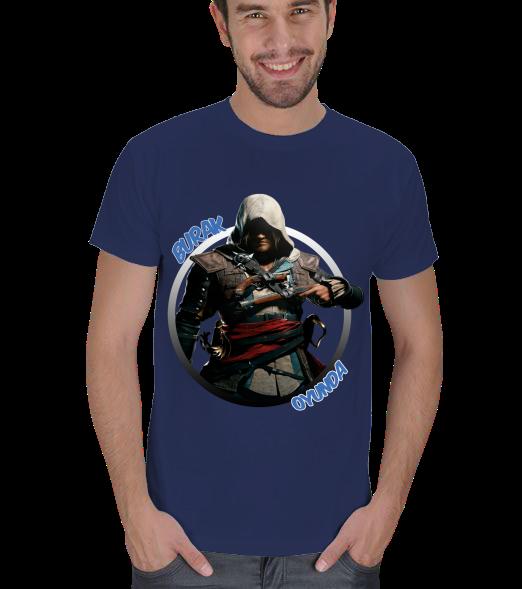 Assassins Creed 4 Tasarım  Erkek Tişört Assassins Creed 4 Tasarım 131121175743882522475008-
