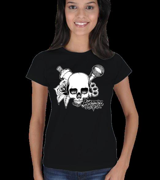 MY LIFE bayan t-shirt Kadın Tişört My Life Orjinal tasarım Bayanlara özel 131130163048951732301071333-