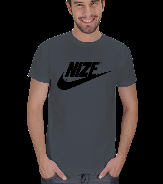 NIZE Erkek Tişört have a Nize day Orjinal tasarım 131203153932461242325496-